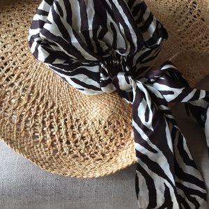 Ralph Lauren straw hat
